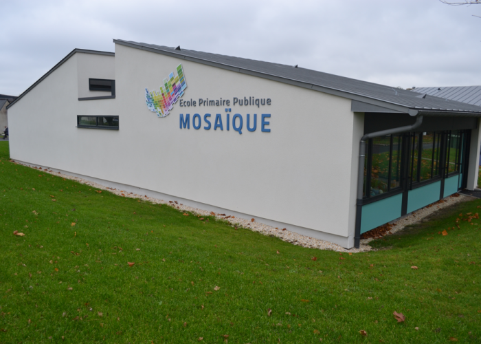 Groupe scolaire Mosaïque à Léhon