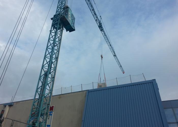 Centrales de Traitement de l'Air Émeraude Cinémas – Dinan (22)